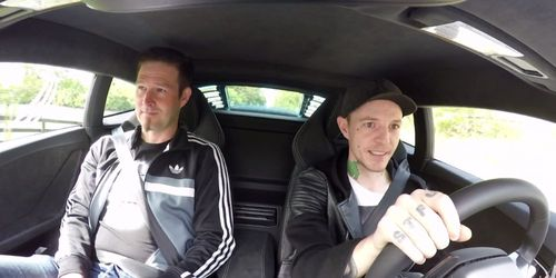 Coffee Run with Deadmau5 and Darude