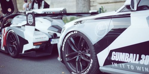 Gumball 3000 2014 - Route Announced