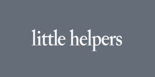 Little Helpers 200 by Alexi Delano & Butane