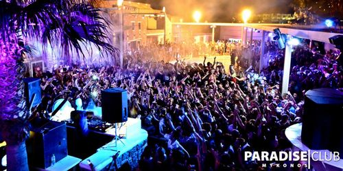 Paradise Club Mykonos Announces 2013 Line-Up
