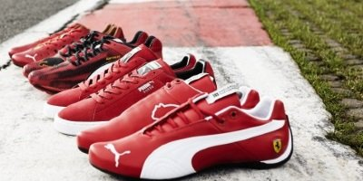 Puma Ferrari Icon Collection
