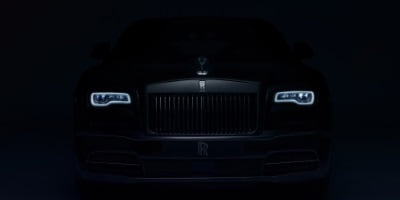 Black Badge by Rolls-Royce