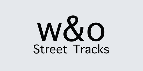 W&O Street Tracks presents WO013