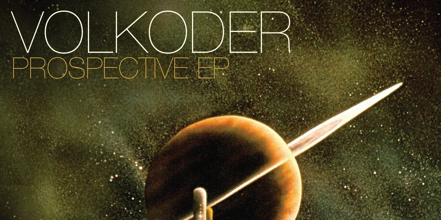 Prospective EP by Volkoder. Photo by: Repopulate Mars