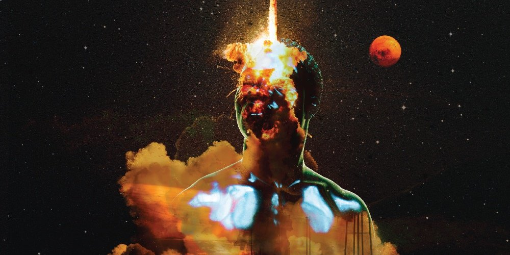 Feel The Fire EP by Andre Salmon. Photo by: Repopulate Mars