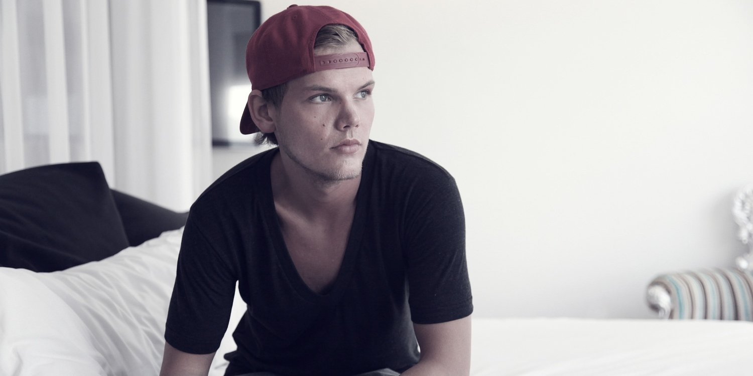 Interview with Avicii. Photo by: Tim Bergling
