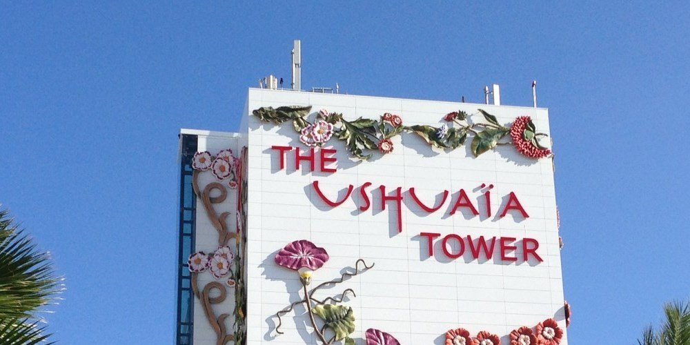 Be Crazy, Ushuaia Tower, Ibiza. Photo by: Be Crazy Music