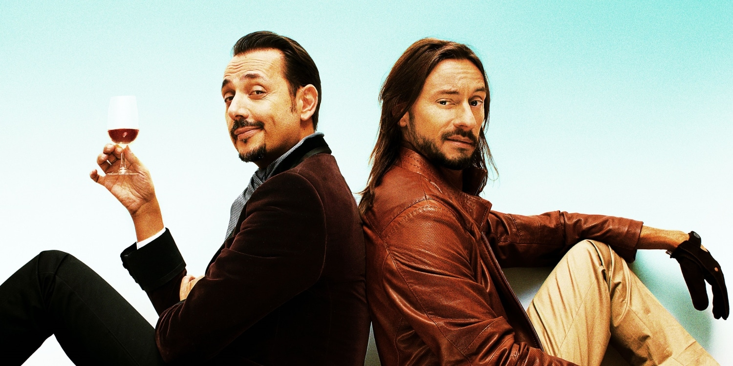 Bob Sinclar & Dimitri from Paris. Photo by: Defected Records