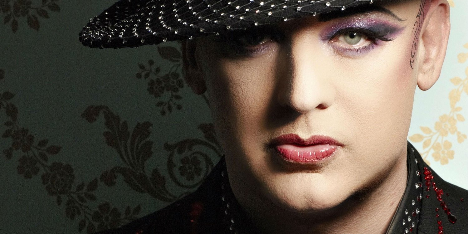 Interview with Boy George