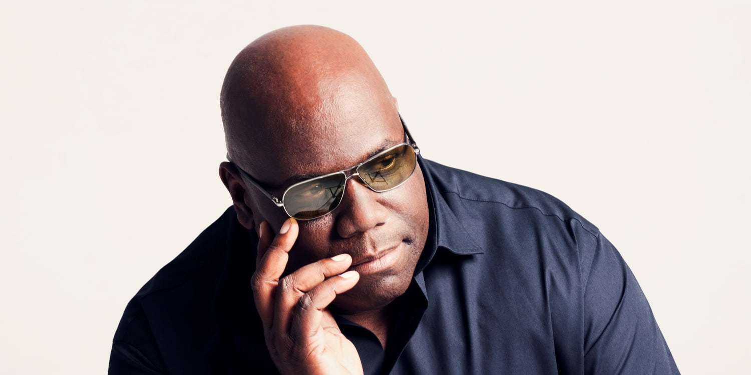 Carl Cox. Photo by: Cr2 Records