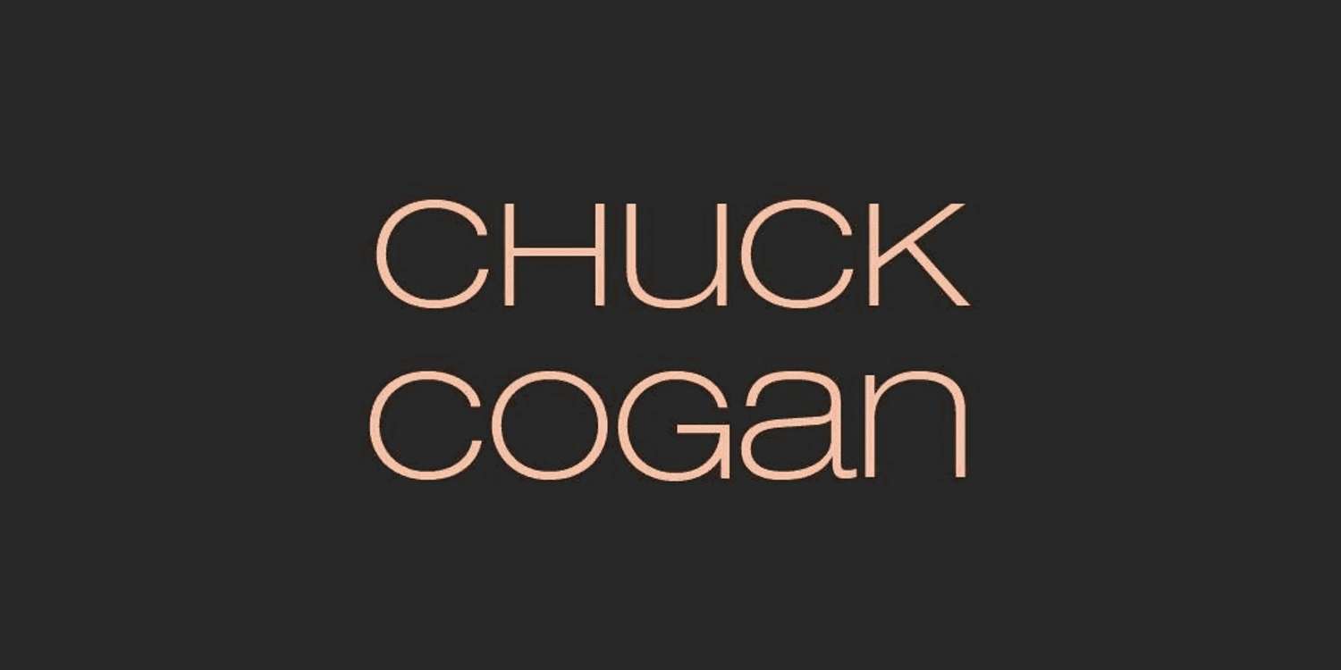 Chuck Cogan. Photo by: Chuck Cogan