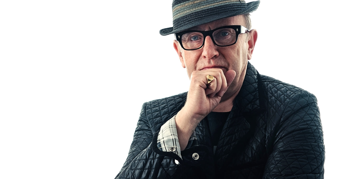 David Rodigan. Photo by: David Rodigan