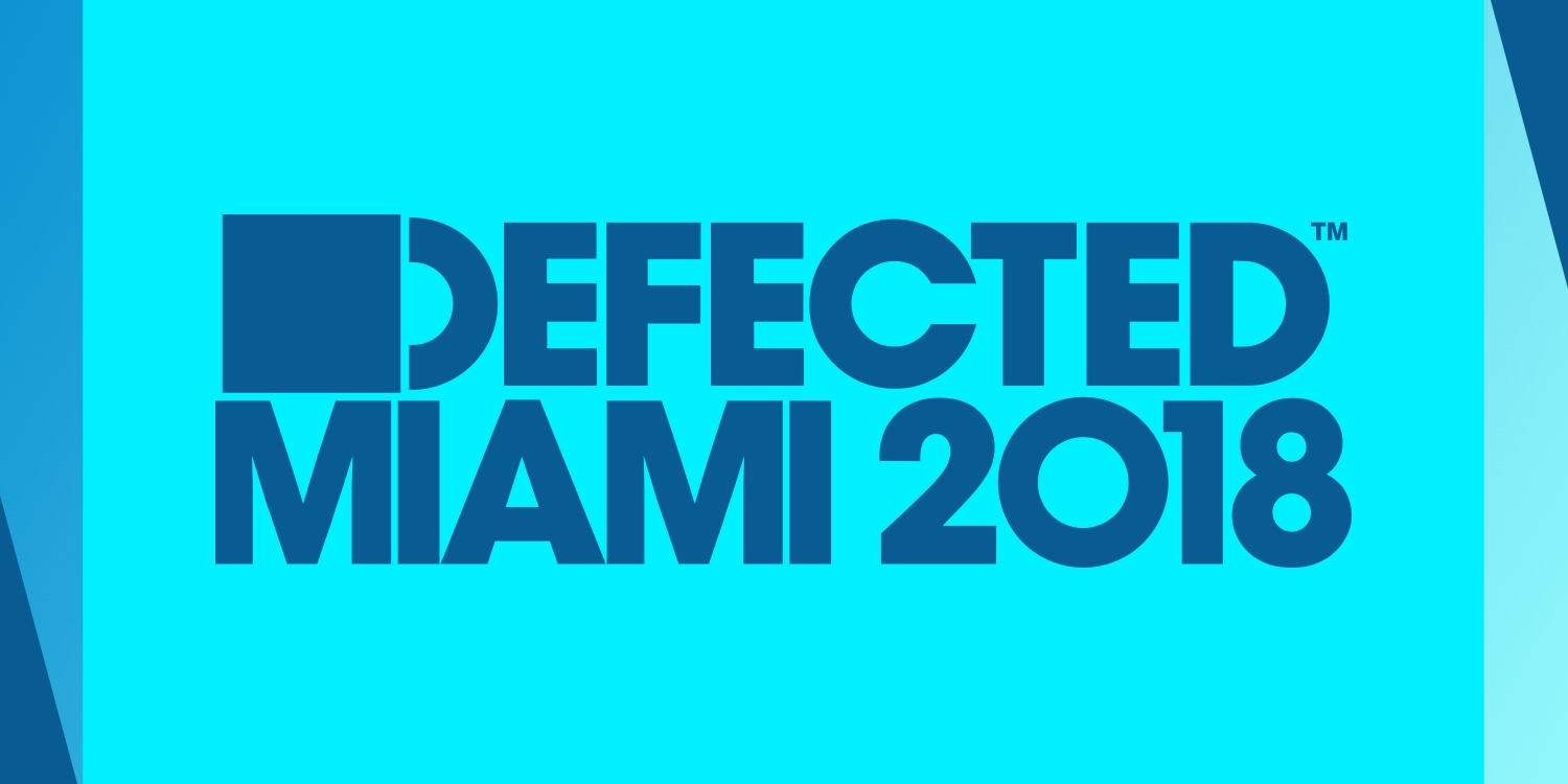 Defected presents Defected Miami 2018. Photo by: Defected Records