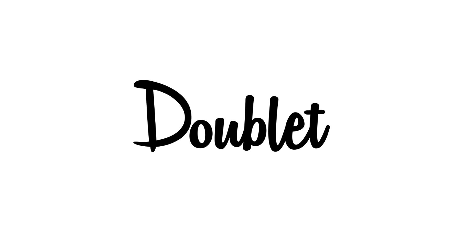 Doublet. Photo by: Doublet