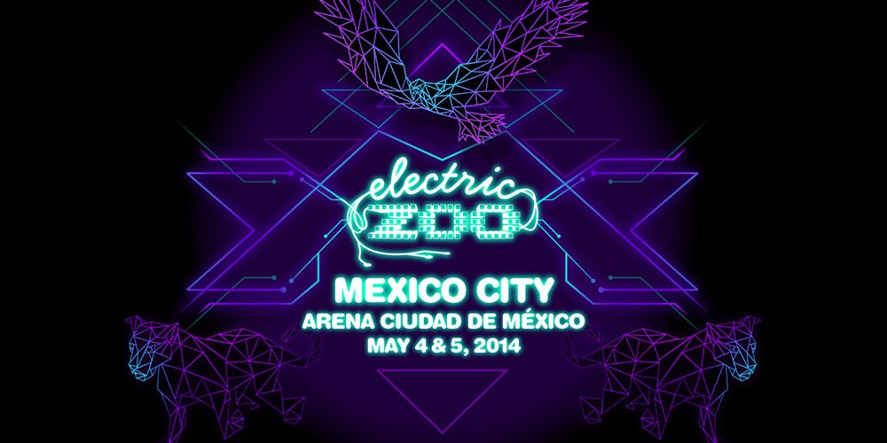 Electric Zoo Mexico. Photo by: Electric Zoo