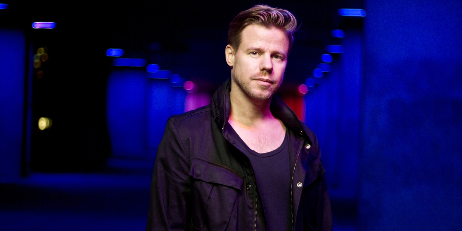 Ferry Corsten. Photo by: Ferry Corsten