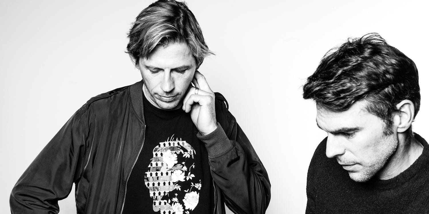 Groove Armada. Photo by: Jimmy Mould