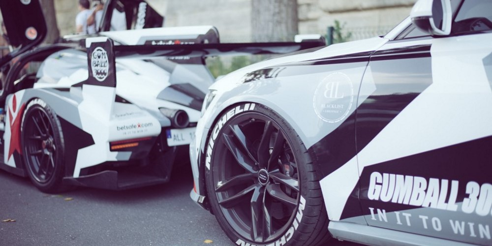 Gumball 3000 2014 - Route Announced. Photo by: Gumball 3000