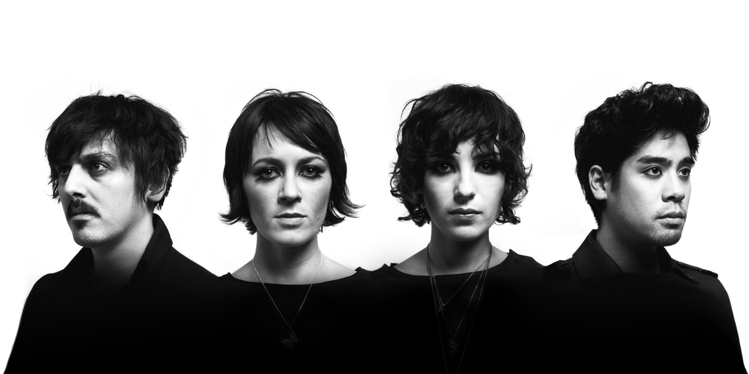 Far From Home (Night Versions) by Ladytron. Photo by: Ladytron Music