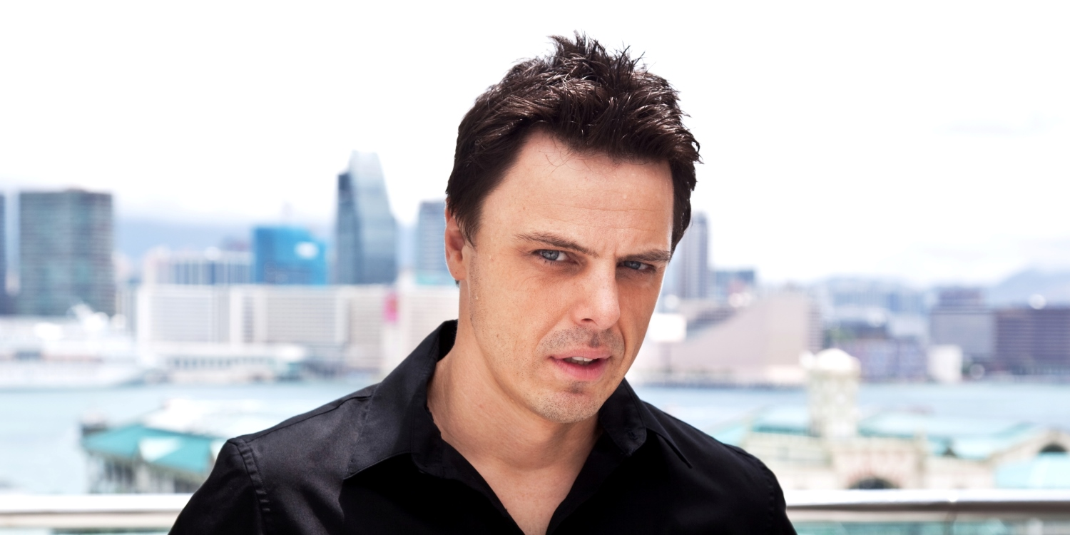 Markus Schulz. Photo by: Markus Schulz