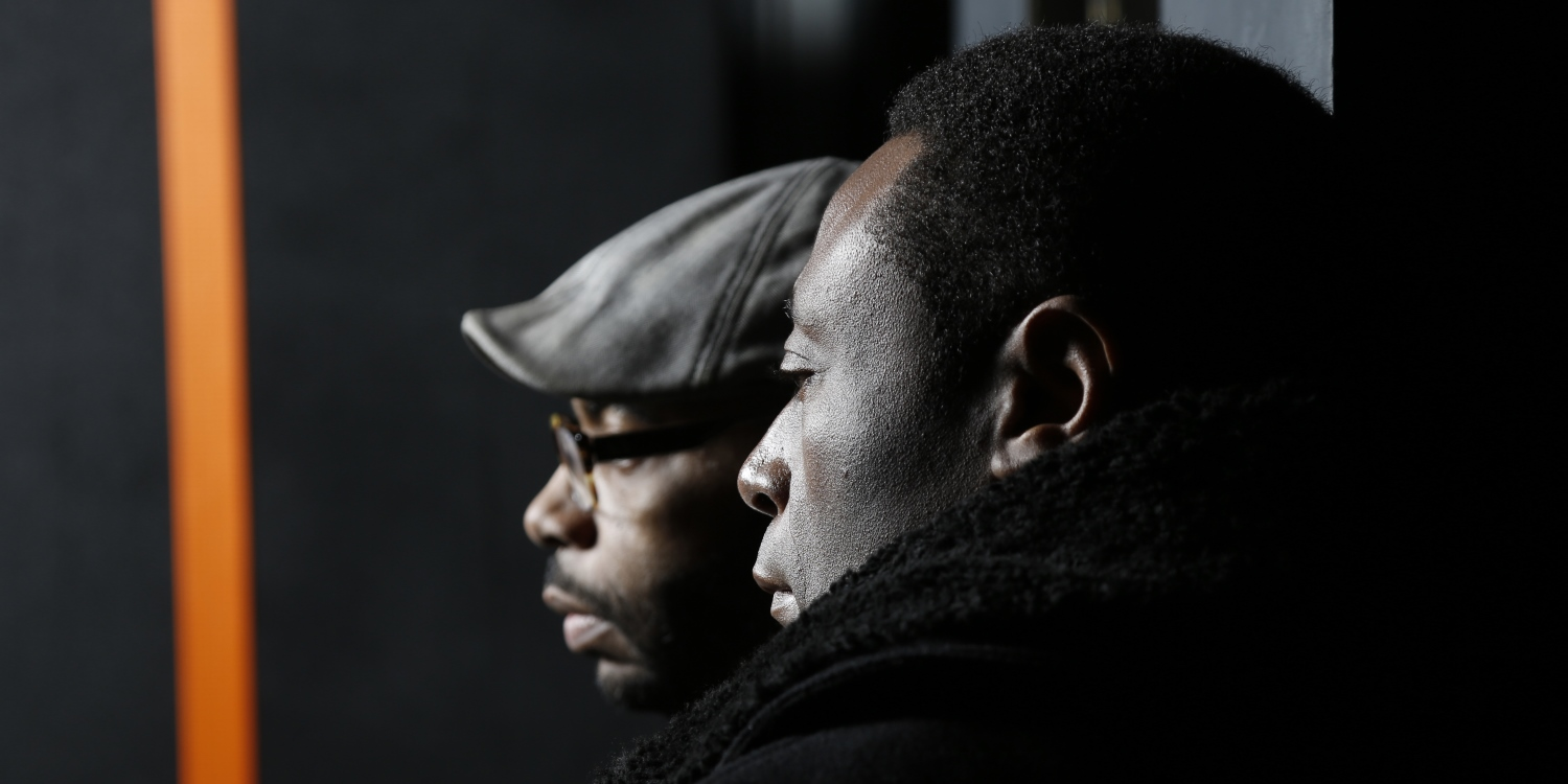 Octave One. Photo by: Marie Staggat
