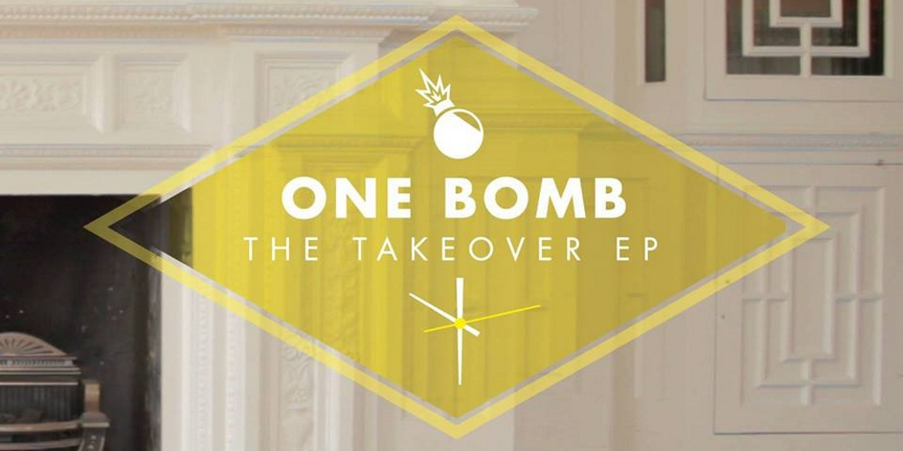 One Bomb. Photo by: One Bomb Music
