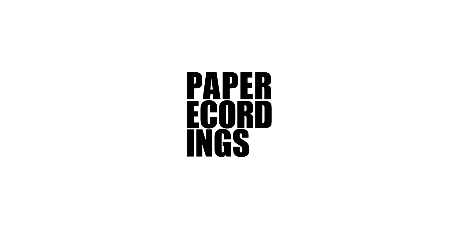 Paper Recordings. Photo by: Paper Recordings