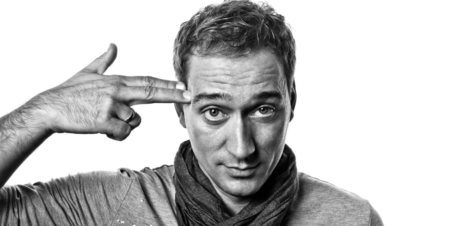 Paul van Dyk. Photo by: Christoph Köstlin
