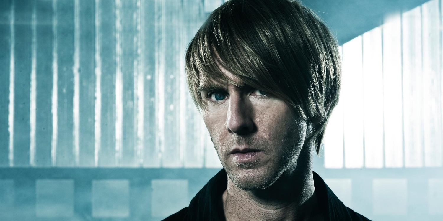 Richie Hawtin. Photo by: Alexander Koch Photography