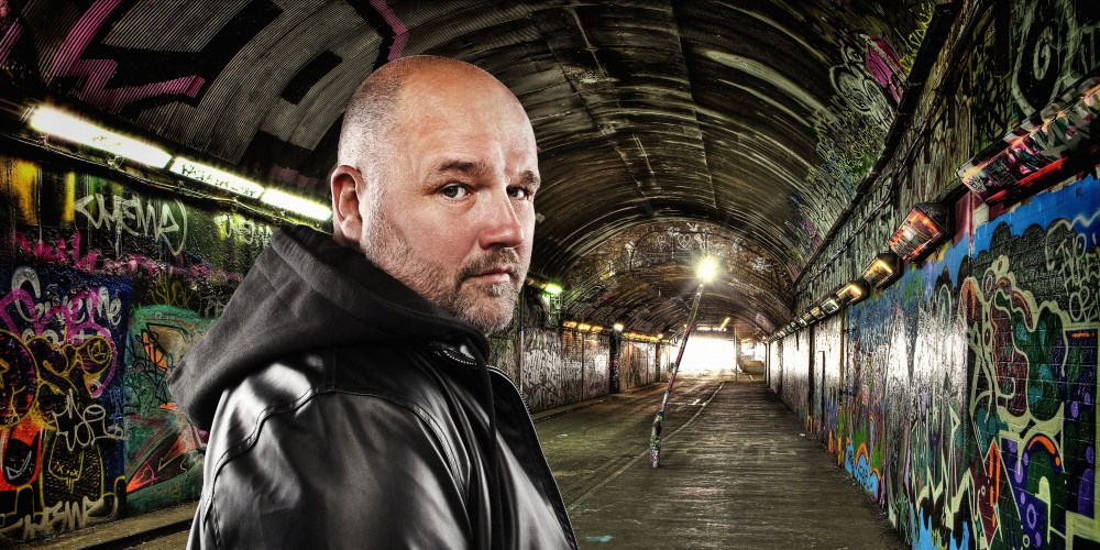 Simon Dunmore. Photo by: Defected Records
