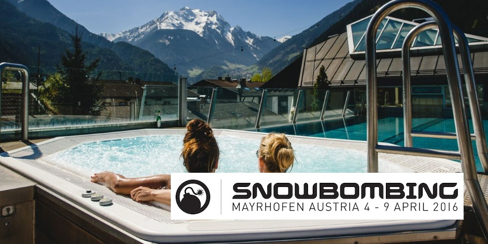 Snowbombing 2016 tickets on sale. Photo by: Danny North