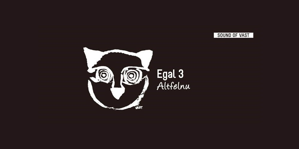 Altfelnu EP by Egal 3. Photo by: Sound Of Vast