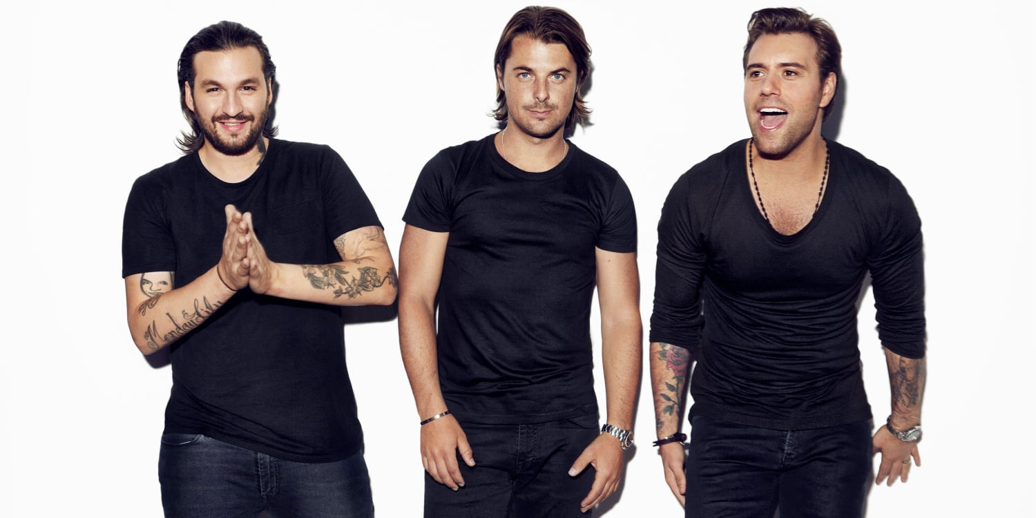 Interview with The Swedish House Mafia