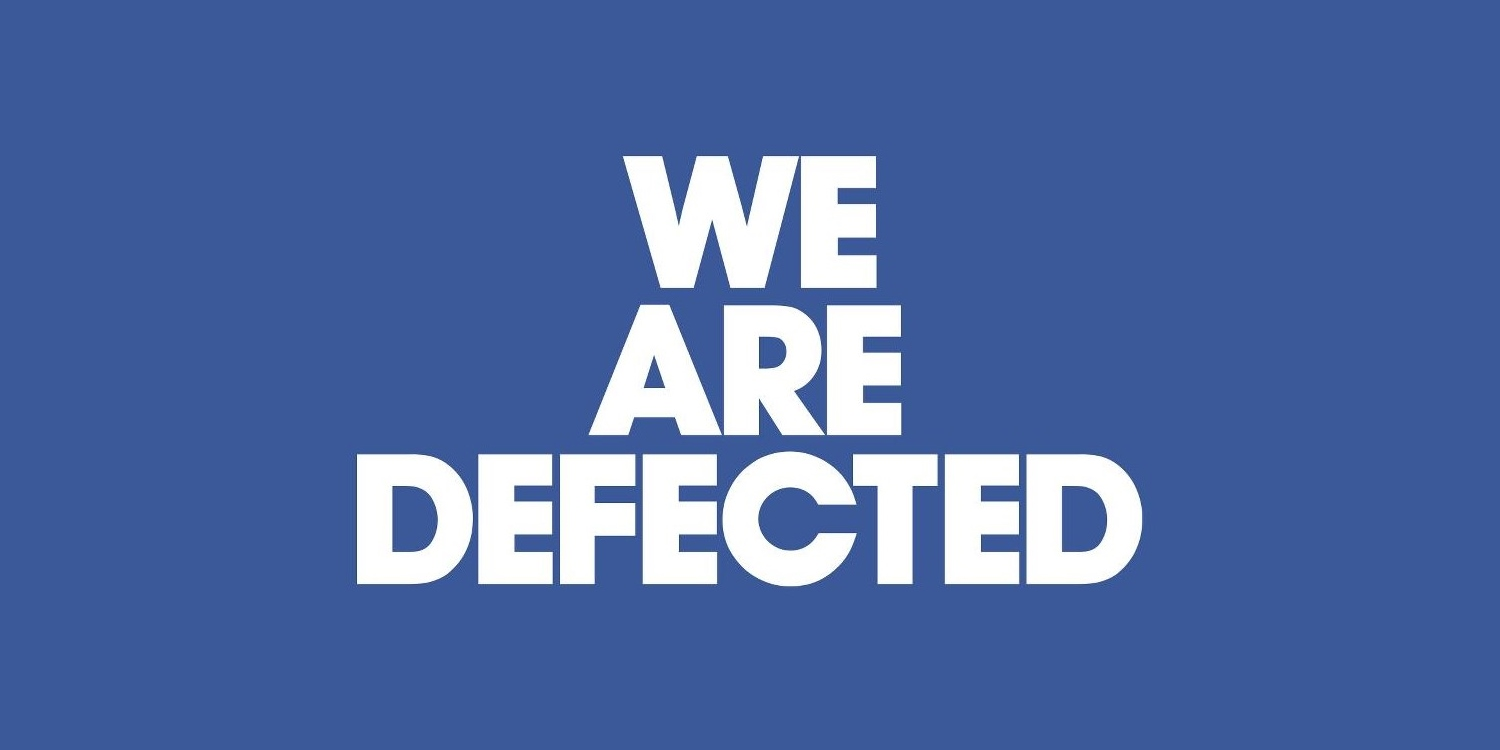 We are Defected. Photo by: Defected Records