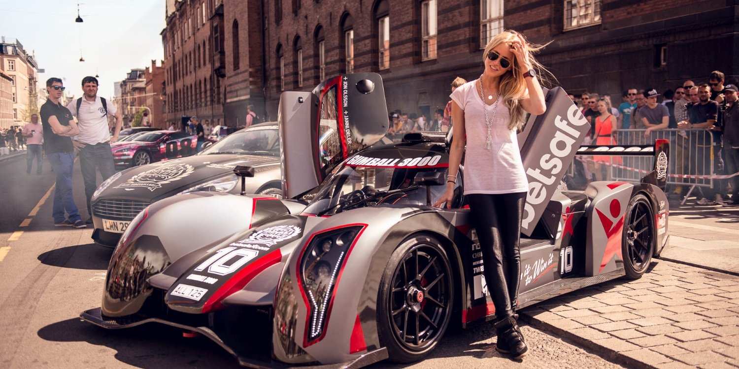Gumball 3000 2020. Photo by: Oskar Bakke
