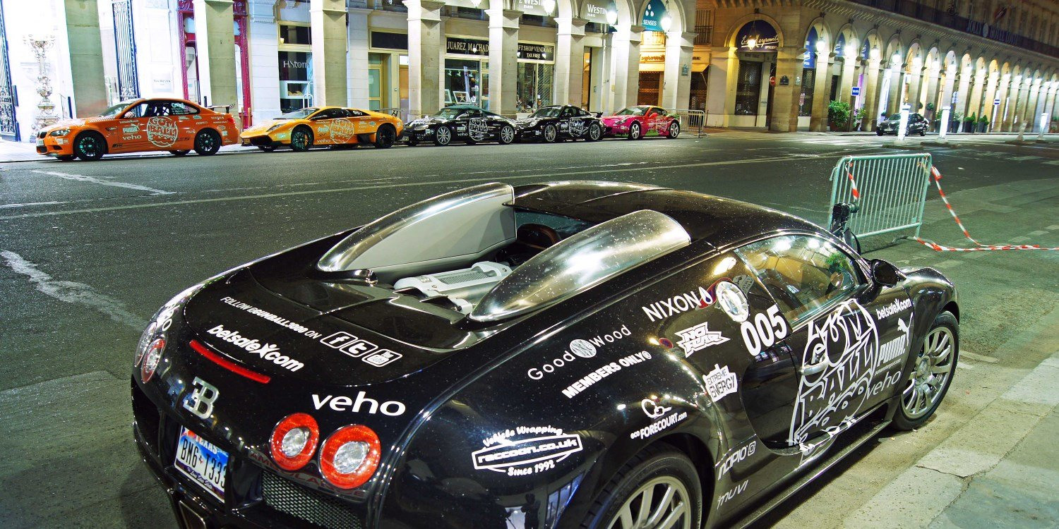 Gumball 3000 2018. Photo by: Gumball 3000
