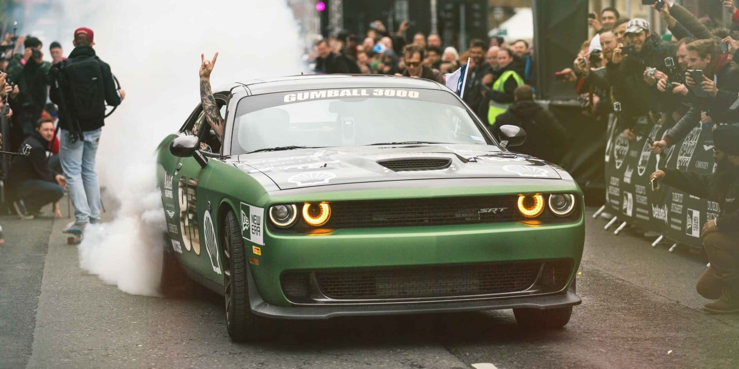 Gumball 3000 2020. Photo by: