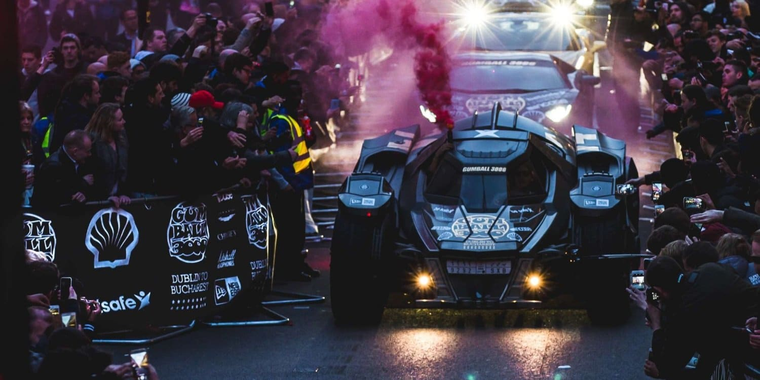 Gumball 3000 2020. Photo by: Alex Rory Jacobs
