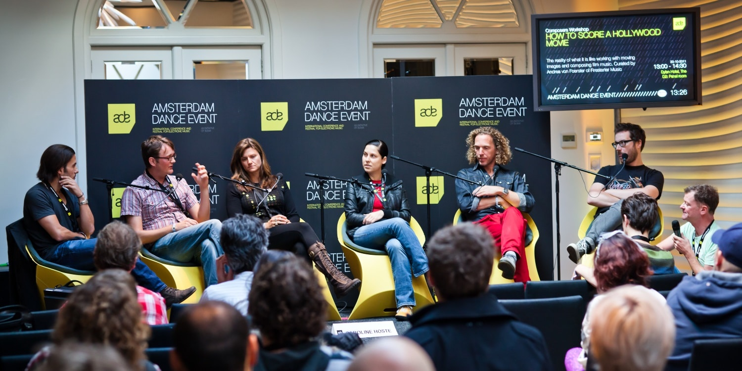 ADE - Amsterdam Dance Event. Photo by: Aico Lind