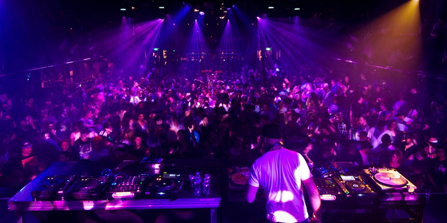 ADE - Amsterdam Dance Event. Photo by: Betribes