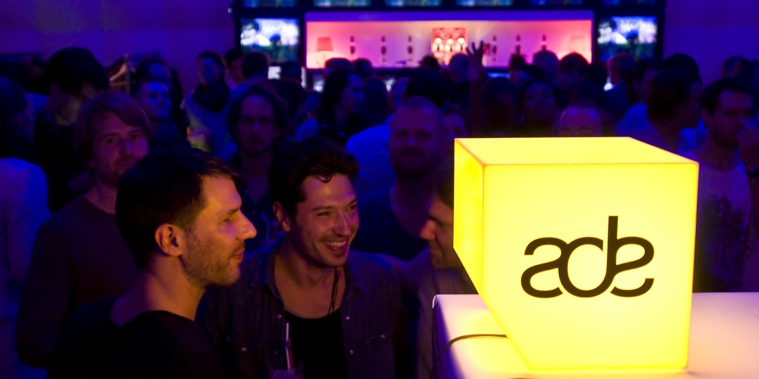 ADE - Amsterdam Dance Event. Photo by: Sander Baks