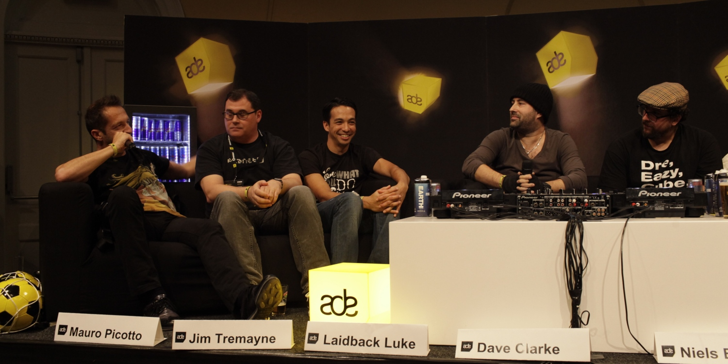 ADE - Amsterdam Dance Event. Photo by: Mike Breeuwer
