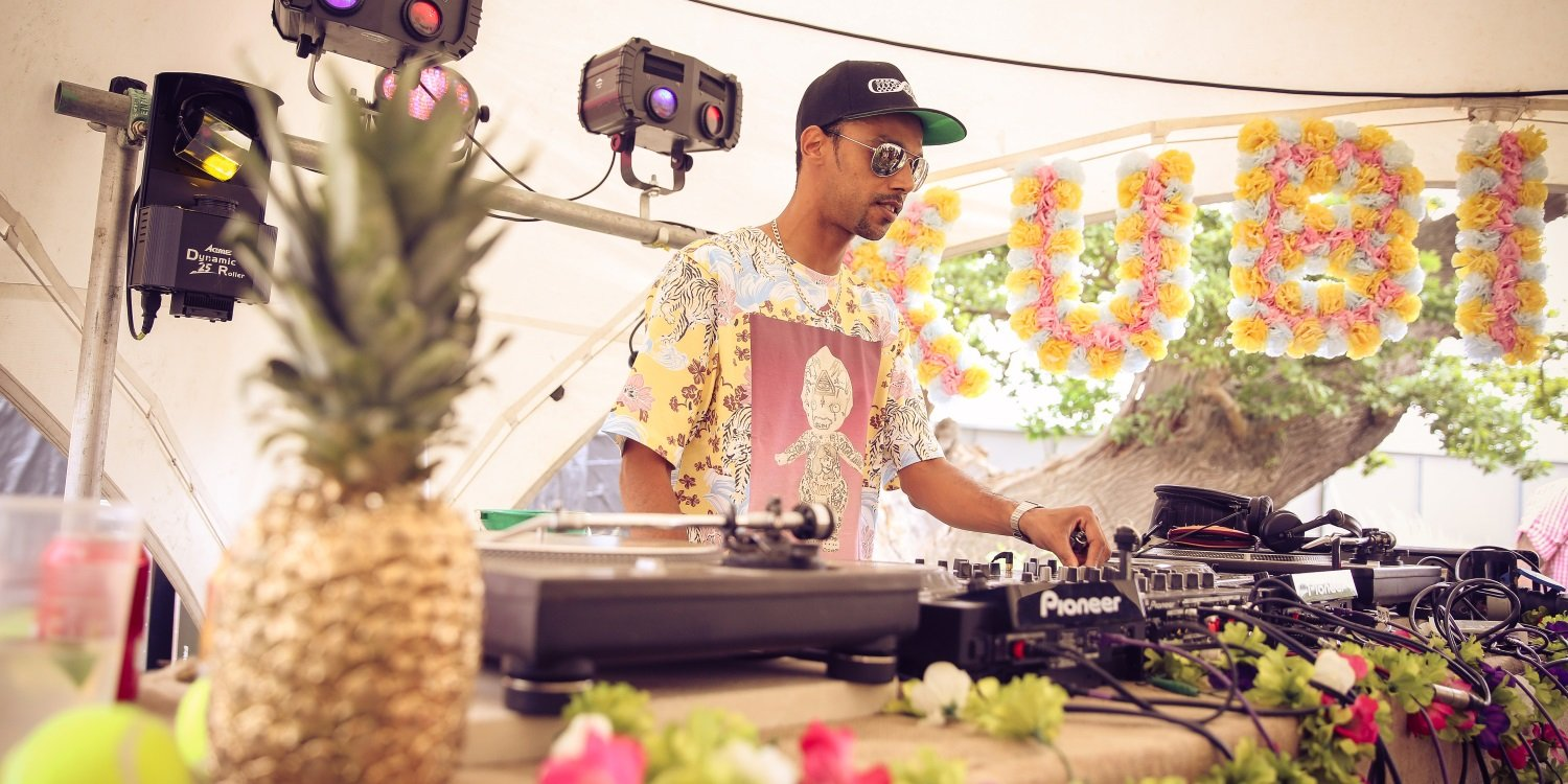 Full Lineup of Eastern Electrics Festival 2015. Photo by: Gemma Parker