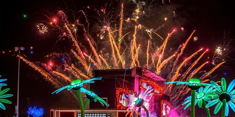 Electric Daisy Carnival. Photo by: Erik Kabik