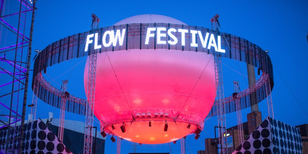 Flow Festival 2014 - Announcing more artists. Photo by: Jussi Hellsten