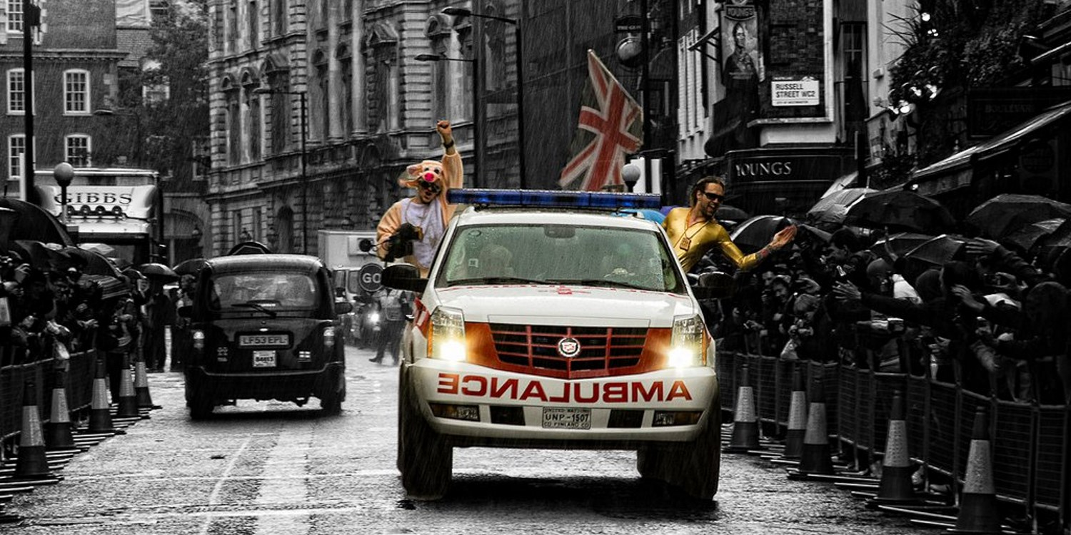 Gumball 3000 2011 - Making it from London to Istanbul. Photo by: Gumball 3000