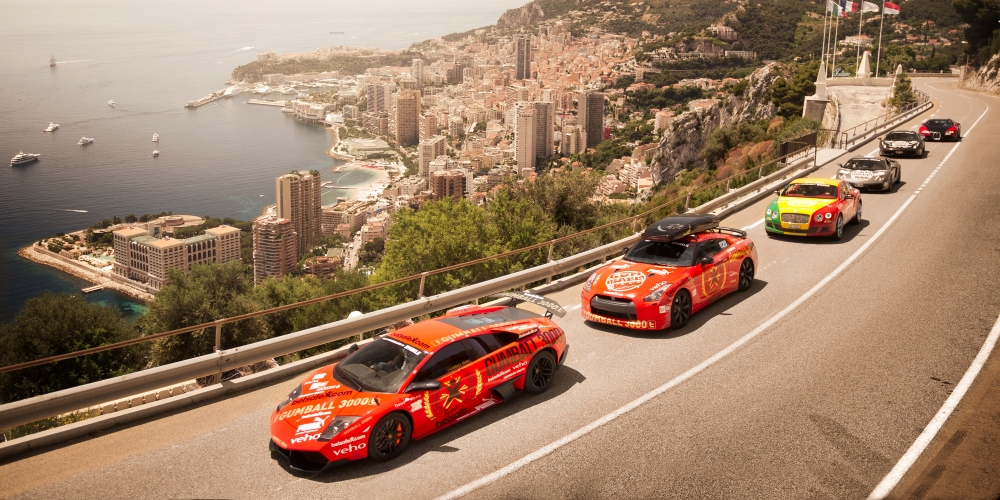 Gumball 3000 2011 - Making it from London to Istanbul. Photo by: Oskar Bakke
