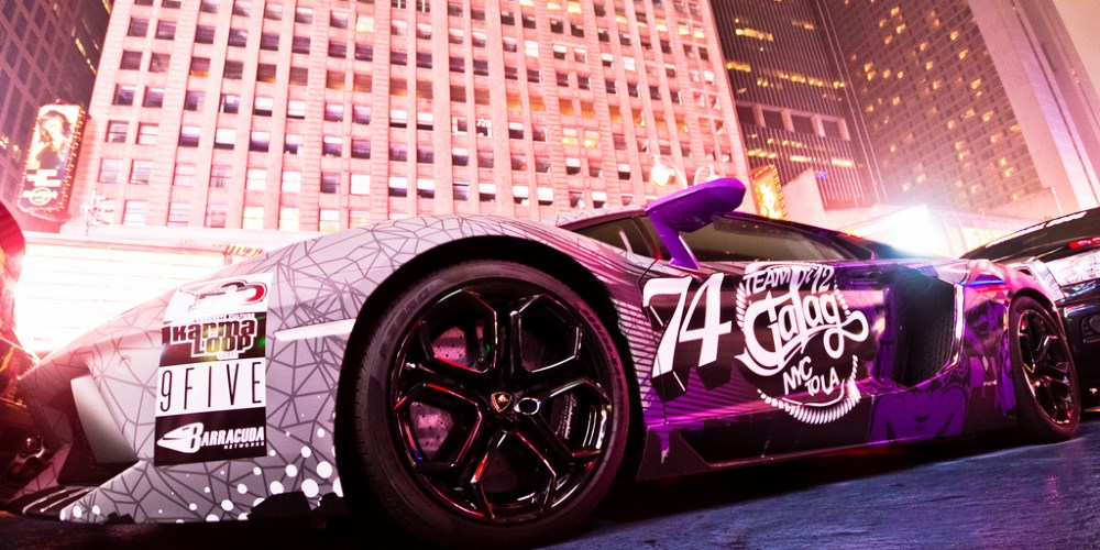 Gumball 3000 2012 - New York to Los Angeles. Photo by: Various