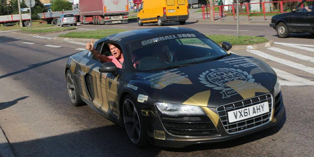 Gumball 3000 2013 - A Celebration. Photo by: Gumball 3000