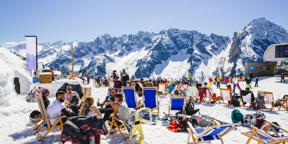 Snowbombing 2015 Tickets Now On Sale. Photo by: Andrew Whitton